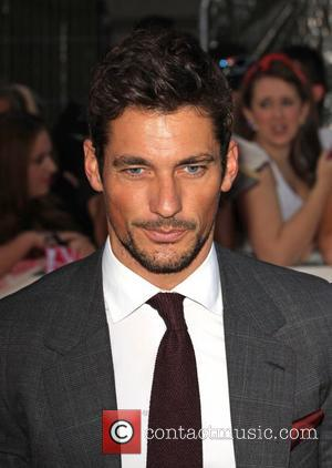 David Gandy The Pride of Britain Awards 2011 - Arrivals London, England - 03.10.11