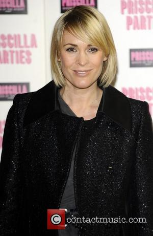 Jenni Falconer  Priscilla Parties - launch held at The Palace Theatre, Shaftesbury Avenue - Arrivals. London, England - 24.01.11
