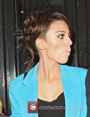 Cher Lloyd leaving the Profile Bar in Soho London, England - 14.10.11