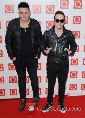 Glasvegas and The Q Awards