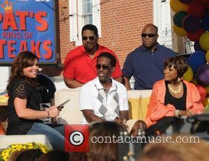 Rachael Ray, Boyz II Men and Patti LaBelle  Rachael Ray conducts the Great Philly Grill-Off and community celebration for...