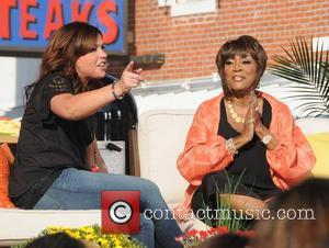 Rachael Ray and Patti LaBelle Rachael Ray conducts the Great Philly Grill-Off and community celebration for an upcoming episode at...