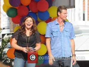 Rachael Ray and Ty Pennington