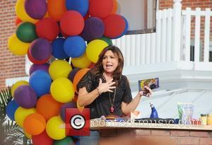 Rachael Ray Rachael Ray conducts the Great Philly Grill-Off and community celebration for an upcoming episode at Pat's King of...