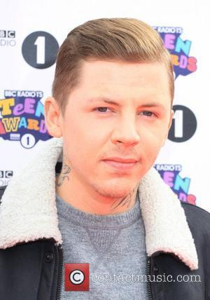 Professor Green Thanks Lily Allen On Album Track