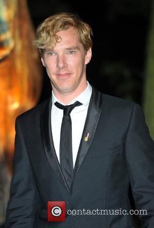 Benedict Cumberbatch and Hampton Court Palace