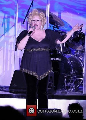 Sherie Rae Parker as BETTE MIDLER THE REEL AWARDS - A Star-Studded Show Featuring Award-Winning Impersonators held at Golden Nugget...