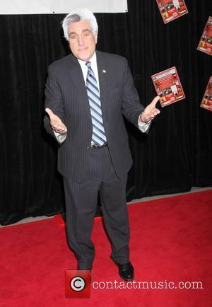 Marcel Forestieri as JAY LENO THE REEL AWARDS - A Star-Studded Show Featuring Award-Winning Impersonators held at Golden Nugget Hotel...