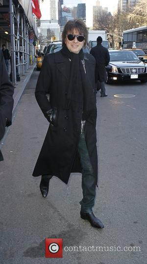 Richie Sambora Quits Bon Jovi Tour To Enter Rehab