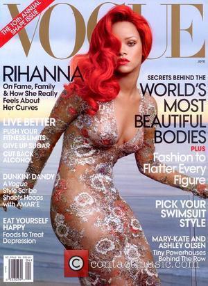Rihanna Plays Down Sexy Image