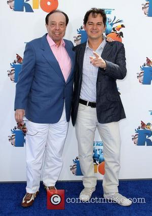 Sergio Mendes and Carlos Saldanha