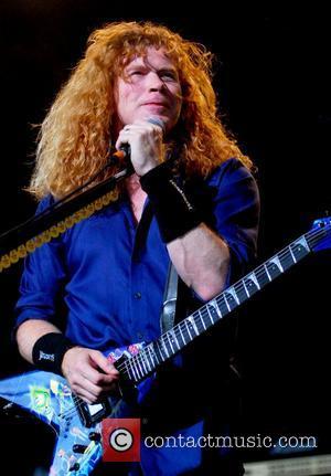 Megadeth's Mustaine Puts Forward Metal Supergroup Idea