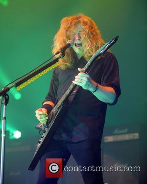 Megadeth Star Lands Spider Species Naming Honour