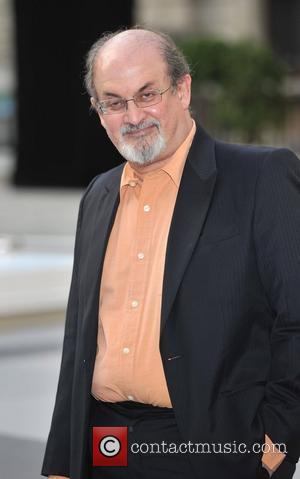 Salman Rushdie Royal Academy Summer Exhibition 2011 - VIP private view held at the Royal Academy Of Arts - Arrivals....
