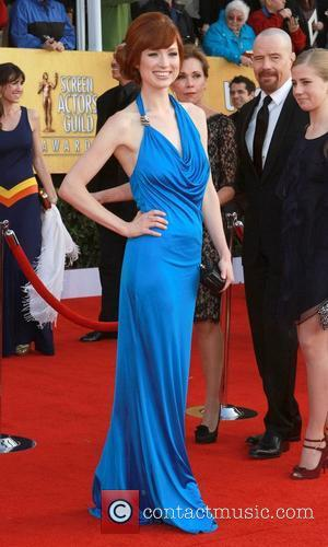 Ellie Kemper The 17th Annual Screen Actors Guild Awards (SAG Awards 2011) held at the Shrine Auditorium & Expo Center...