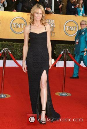Robin Wright The 17th Annual Screen Actors Guild Awards (SAG Awards 2011) held at the Shrine Auditorium & Expo Center...