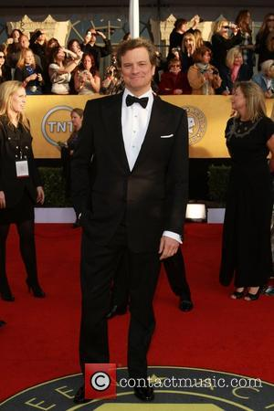 Colin Firth The 17th Annual Screen Actors Guild Awards (SAG Awards 2011) held at the Shrine Auditorium & Expo Center...