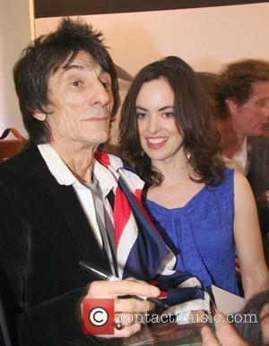 Ronnie Wood Joins Mccartney Onstage In London