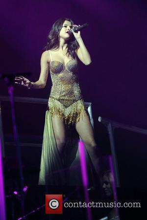 Selena Gomez Joins Alba & Shakira On Hot Latinas List