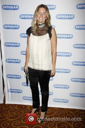 Amy Nauiokas After Party for the Broadway World Premiere of 'Seminar' held at Gotham Hall party space. New York City,...