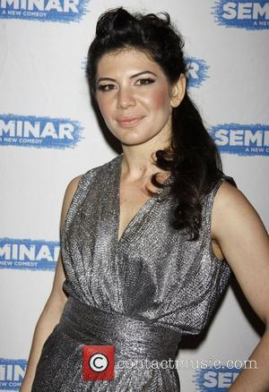 Christina Pumariega   After Party for the Broadway World Premiere of 'Seminar' held at Gotham Hall party space....