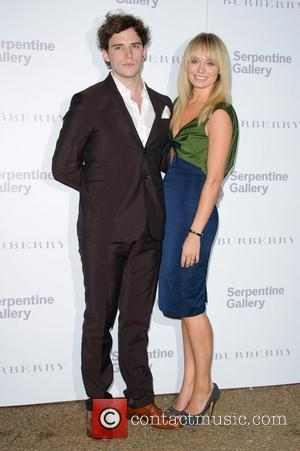 Sam Claflin and Laura Haddock Burberry Serpentine Summer party 2011 held at the Serpentine gallery. London, England - 28.06.11