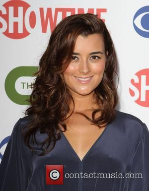 Cote de Pablo CBS,The CW And Showtime TCA Party Held At The Pagoda Beverly Hills, California - 03.08.11