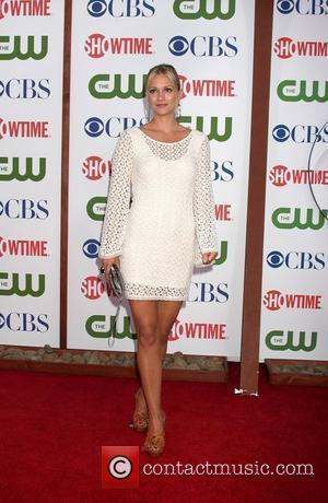 A. J. Cook CBS,The CW And Showtime TCA Party held At The Pagoda Beverly Hills, California - 03.08.11