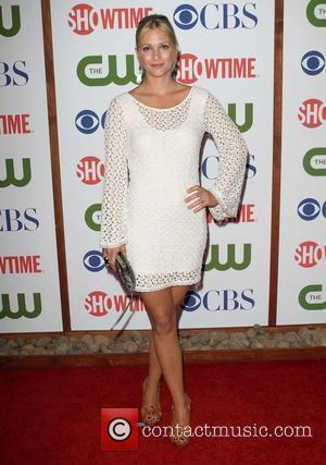 A.J Cook CBS,The CW And Showtime TCA Party Held At The Pagoda Beverly Hills, California - 03.08.11