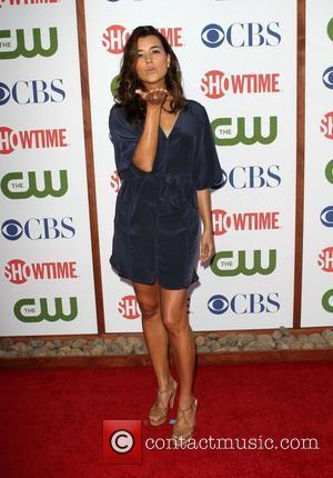 Cote de Pablo      CBS,The CW And Showtime TCA Party Held At The Pagoda Beverly Hills,...