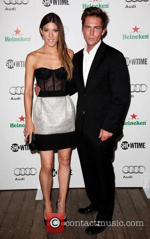 Jennifer Carpenter and Desmond Harrington