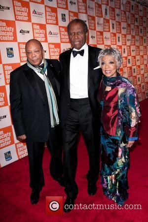 Ruby Dee, Quincy Jones