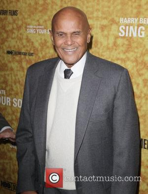 Harry Belafonte Premiere of the HBO documentary 'Harry Belafonte Sing Your Song' at the Apollo Theater - Arrivals New York...