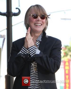 Sissy Spacek  receives a star on the Hollywood Walk of Fame, held on Hollywood Boulevard Los Angeles, California -...