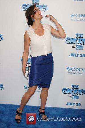 Brooke Shields 'The Smurfs' world premiere at the Ziegfeld Theater - Arrivals New York City, USA - 24.07.11