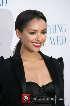 Katerina Graham Los Angeles Premiere of 'Something Borrowed' held at the Grauman's Chinese Theatre - Arrivals Los Angeles, California -...