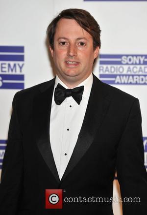 David Mitchell Sony Radio Academy Awards held at the Grosvenor House - Arrivals. London, England - 09.05.11