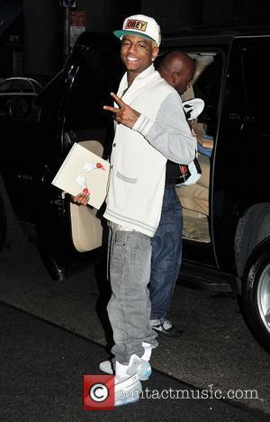 Soulja Boy arrives at his midtown hotel New York City, USA - 31.10.11