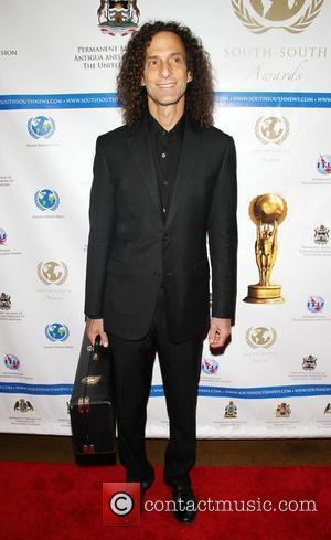 Kenny G Thrilled With Katy Perry Video Appearance