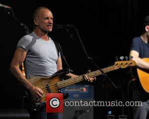 Sting Planning To Stay Away From Occupy Events