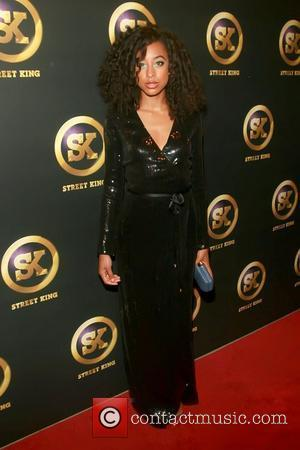 Corinne Bailey Rae 50 Cent celebrates the launch of 'Street King at Good Units' at Hudson - Arrivals New York...