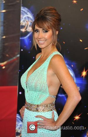 Alex Jones Strictly Come Dancing launching event held at the BBC Studios. London, England - 07.09.11