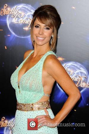 Alex Jones Strictly Come Dancing launching event held at the BBC Studios  London, England - 07.09.11