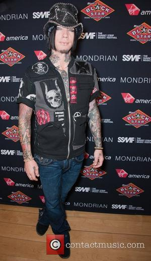 Dj Ashba Official VIP party of the 4th annual Sunset Strip Music Festival held at the SkyBar at Mondrian Los...