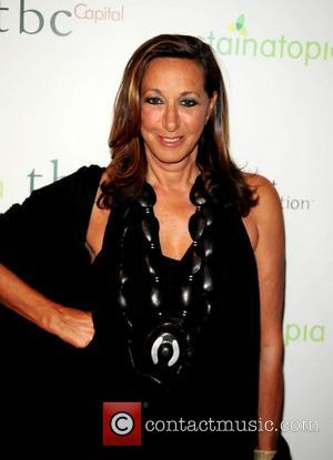 Donna Karan  attends the 2011 Sustainatopia Honors presented by Plum Network  Miami Beach, Florida – 04.03.11