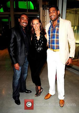 Patrick Tardieu, Donna Karan and Fabrice Tardieu  attend the 2011 Sustainatopia Honors presented by Plum Network  Miami Beach,...