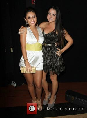 Francia Raisa, JoJo DoSomething.org and Staples Teen Choice Awards After Party held at The Gibson Amphitheatre Los Angeles, California -...