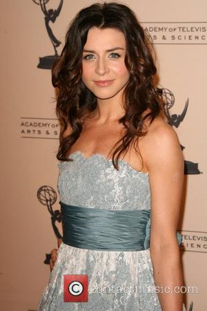 Caterina Scorsone The Academy of Television Arts & Sciences 4th Annual 'Television Academy Honors' Gala held at The Beverly Hills...