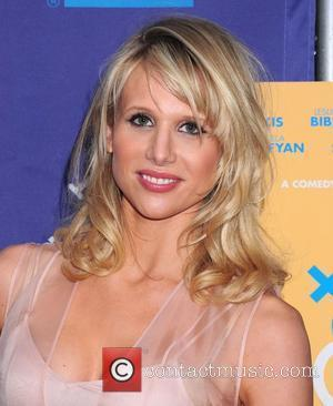 Lucy Punch Was Awful Reverend At Pal's Wedding