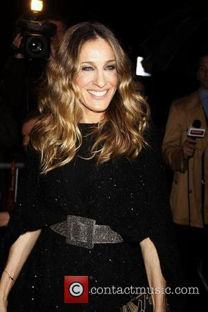 Sarah Jessica Parker  Opening night of the Broadway production of 'That Championship Season' at the Bernard B. Jacobs Theatre...